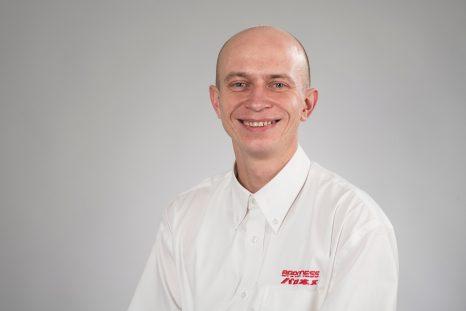 Karol Pogorzelski - Stock Control and Warehouse Administrator at Baroness