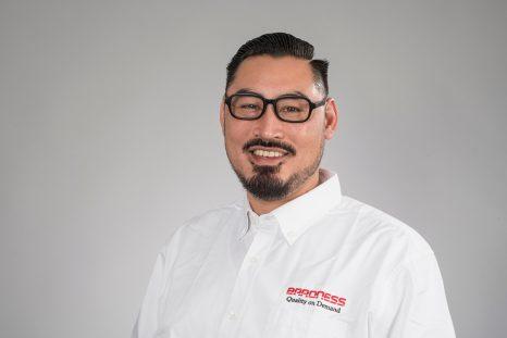 Nich Uchida - Marketing Development Manager at Baroness
